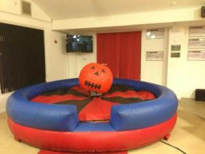 Rodeo Pumpkin (£250 for 2 hours)