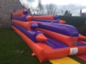 Bungee run Rocket